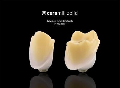 Răng sứ thế hệ mới CERAMILLZOLID